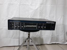 Cabeçote Amplificador P/ C. Baixo Hartke Ha3500 Mostruário