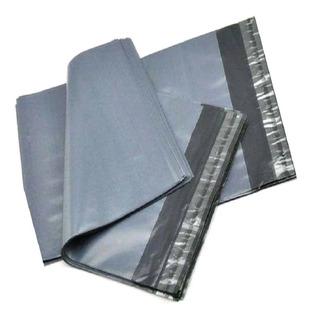 50 Unidades Envelope Plástico Tamanho 35x50 Eco E-commerce