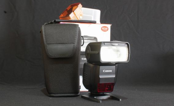 Flash Canon 430ex Iii Speedlite Novíssimo