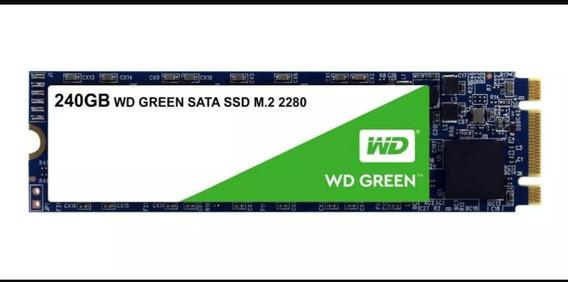 Ssd 240gb Wd