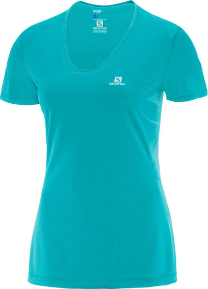 Remera Salomon - Trail Running - Comet Ss Tee - Mujer