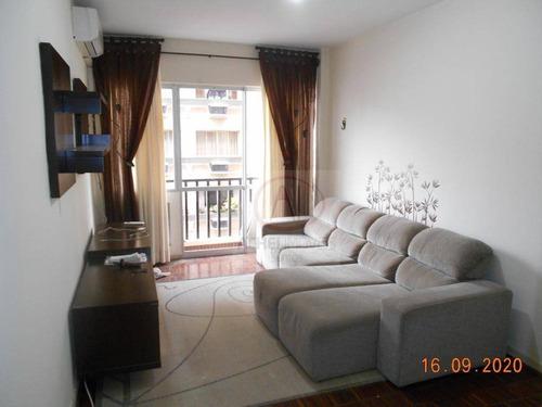 Apartamento Com 1 Dormitório À Venda, Só A Vista!!! 65 M² Por R$ 240.000 - Itararé - São Vicente/sp - Ap10064