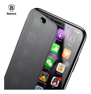 Case Flip Cover Protección 360 Touch iPhone X / Xs Baseus