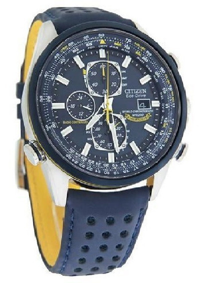 Relógio Citizen Eco-drive Blue Angels At8020-03l