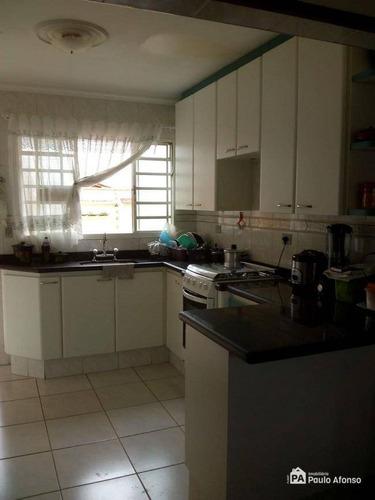 Casa Com 4 Dormitórios À Venda, 190 M² Por R$ 600.000,00 - Jardim Das Acácias - Poços De Caldas/mg - Ca0156