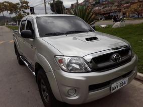 Toyota Hilux 3.0 Sr Cab. Dupla 4x4 4p 2009