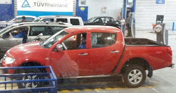 Oportunidad Mitsubishi Katana Año 2014 Full, Mantenciones.