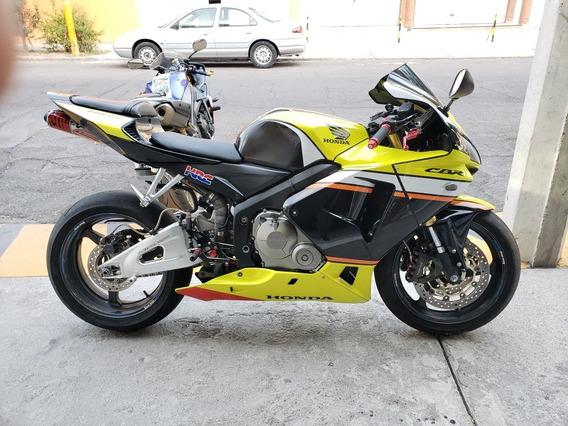 Honda Cbr 600rr Cbr600rr Mod 2005 Super Equiada Motomaniaco