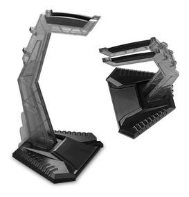 Base Fone Ouvido Onikuma Suporte Headset Gamer Pro Black