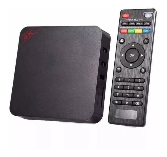 Conversor Smart Tv Android Acessa Youtube E Netflix