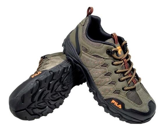 Zapatillas Fila Hombre Tracker Trekking 890099 Eezap