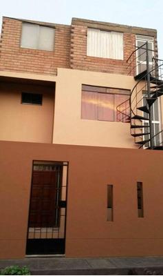 Se Vende Casa 228m2 De 3 Pisos Distrito Mi Perú Ocasión!