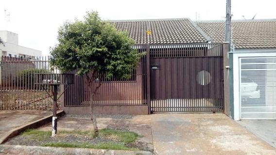 Casa Residencial Em Maringá - Pr - Ca1109_ands
