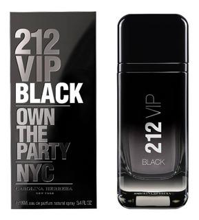 212 Vip Black 200ml Masculino   Original Lacrado