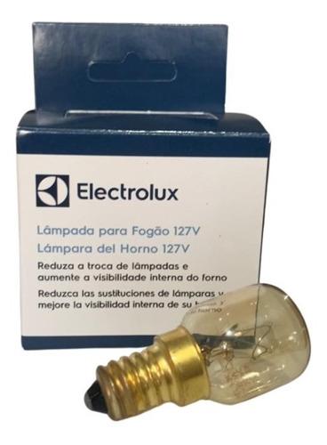 Lâmpada Do Forno Fogão Electrolux 127v E14 25w Original