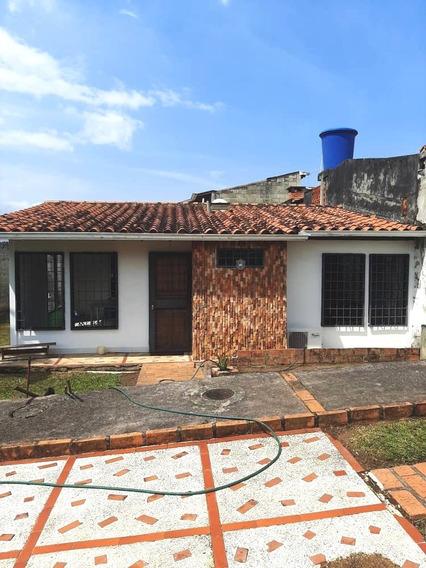 Casa En Alquiler Urb Cerro Alto, Calle Del Medio, Palo Gordo