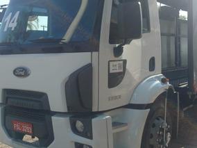 Ford Cargo 1723 6x2 14/14 Com Cegonheira P/ Trans Veiculos