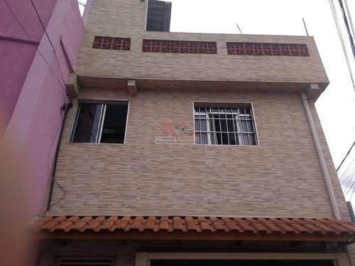 Imagem 1 de 30 de Sobrado Cidade Domitila - Casa Impecável - Id 1263. - 1263