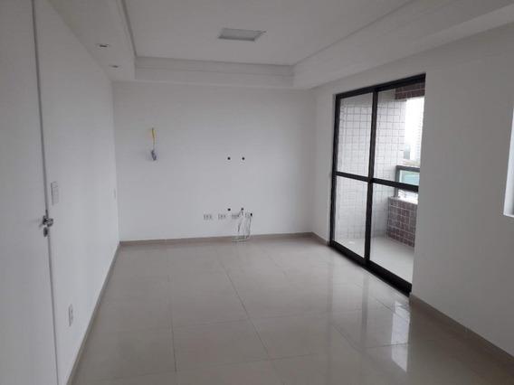 Apartamento Em Madalena, Recife/pe De 69m² 3 Quartos Para Locação R$ 2.400,00/mes - Ap370128