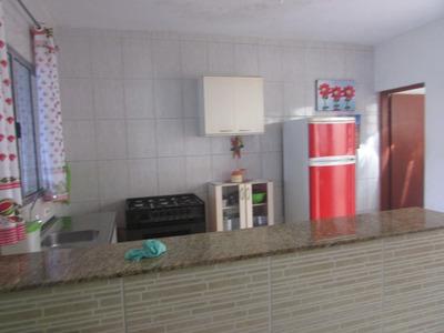 735 - Casa Para Locação No Cibratel 2 Com 2 Dormitórios
