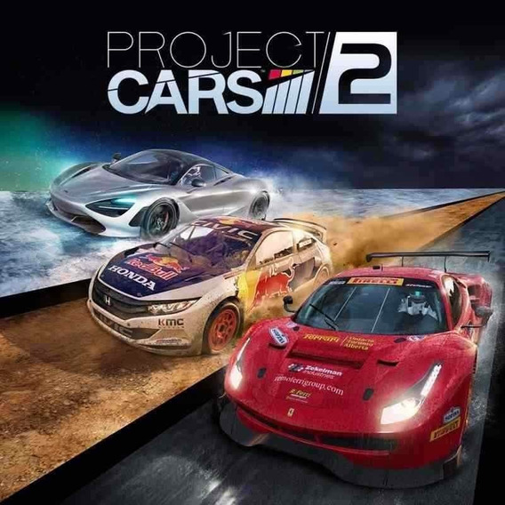 Project Cars 2 Steam Pc Key