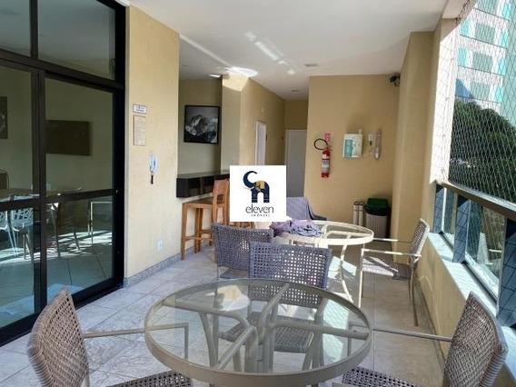 Apartamento Residencial Para Locação Não Mobiliada Pituba, Salvador Na Rua Hilton Rodrigues Com 2 Dormitórios Com Suítes 1 Sala, 2 Banheiros, 1 Vaga - Ap04013 - 34980323