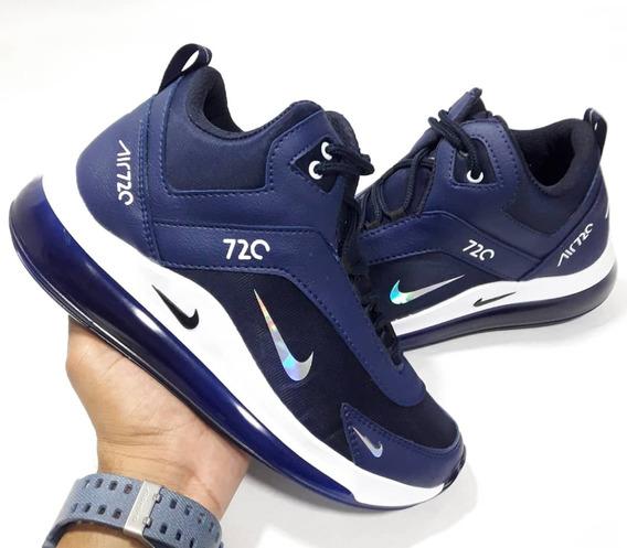 Botines Nike Air Max 270 Y 720. Moda Colombiana!!