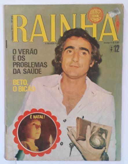 Revista Rainha - Com Fotonovela - 1973