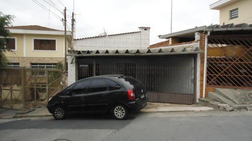 Imagem 1 de 24 de Casa À Venda, 129 M² Por R$ 500.000,00 - Água Fria - São Paulo/sp - Ca2078