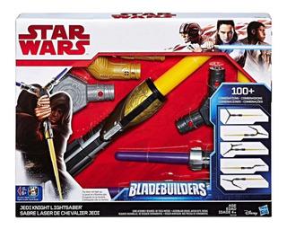 Bladebuilders Sable Laser Chevalier Jedi Star Wars Disney
