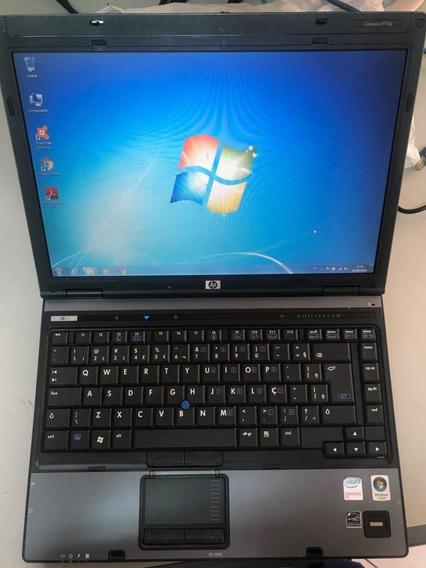 Notebook Hp Compaq 6910p Core 2 Duo T8300 2.40ghz 500 Hd