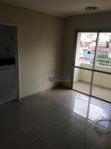 Imagem 1 de 14 de Apartamento Com 2 Dormitórios À Venda, 49 M² Por R$ 480.000,00 - Barra Funda - São Paulo/sp - Ap12395