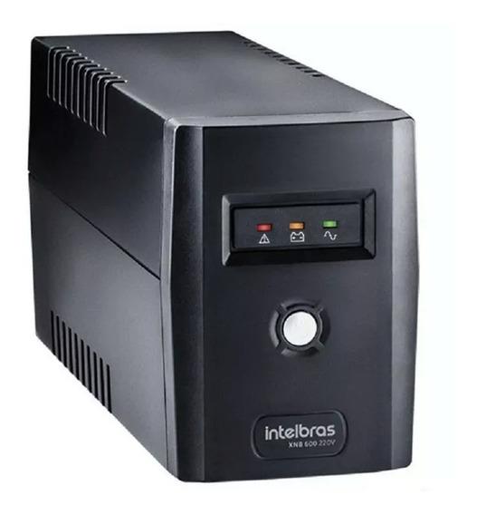 Nobreak Intelbras Xnb 600va Pc Videogame Drv Câmera Notebook
