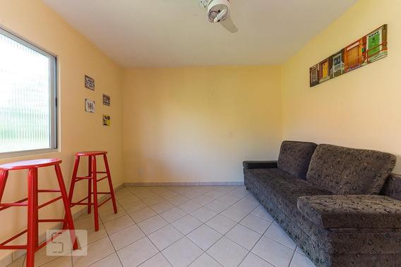 Apartamento Térreo Com 2 Dormitórios E 1 Garagem - Id: 892978018 - 278018