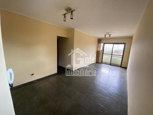 Imagem 1 de 10 de Apartamento Com 3 Dormitórios À Venda, 76 M² Por R$ 287.000 - Jardim Paulista - Ribeirão Preto/sp - Ap4122