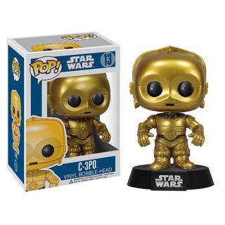 Funko Pop Star Wars C-3po
