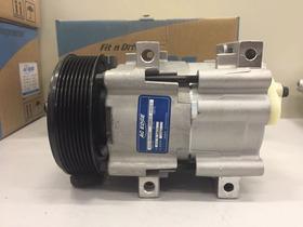 Compressor Ford F250 F350 F4000 Polia 8pk Fx15 / Fs10 Novo