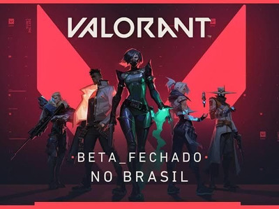 Valorant Key Beta Brasil