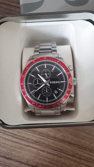 Relógio Fossil Quartz - Modelo Bq2086