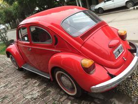 Volkswagen Fusca Escarabajo 1981 Origina