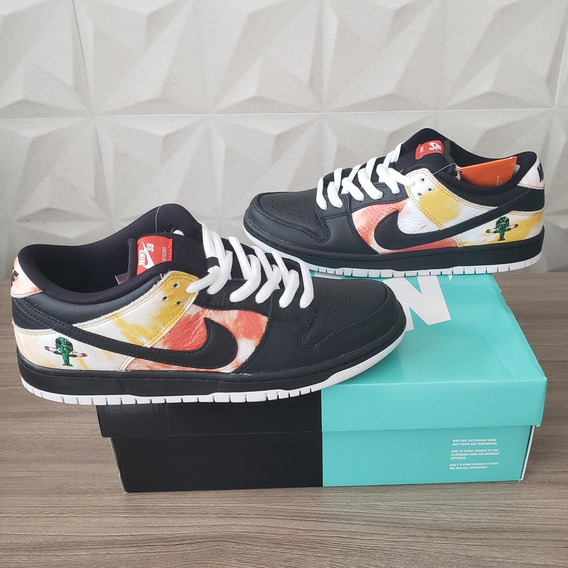 Nike Sb Dunk Rayguns / Rosewell / Tie-dye