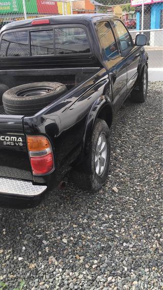 Vendo Tacoma 2001 4x4 Automática En Oferta