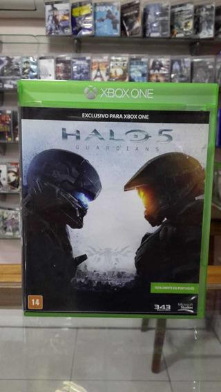 Jogo Ps4 - Halo 5 (mídia Física)