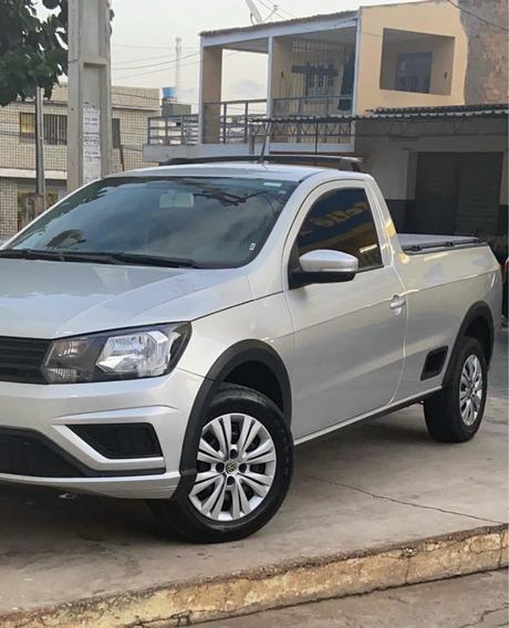 Volkswagen Saveiro 1.6 Trendline Cab. Simples Total Flex 2p