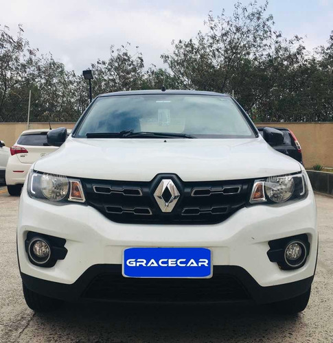Imagem 1 de 7 de Renault Kwid 2018 1.0 12v Intense Sce 5p