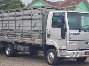 Ford Cargo 815 Boiadeira