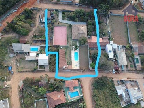 Chácara Com 3 Dormitórios À Venda, 4.000 M² Por R$ 650.000 - Ch0200