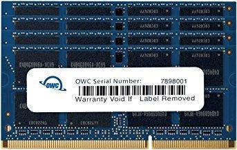 Owc 1333mhz 204-pin Ddr3 So-dimm Pc3-10600 Cl9 Mã³dulo De Ac