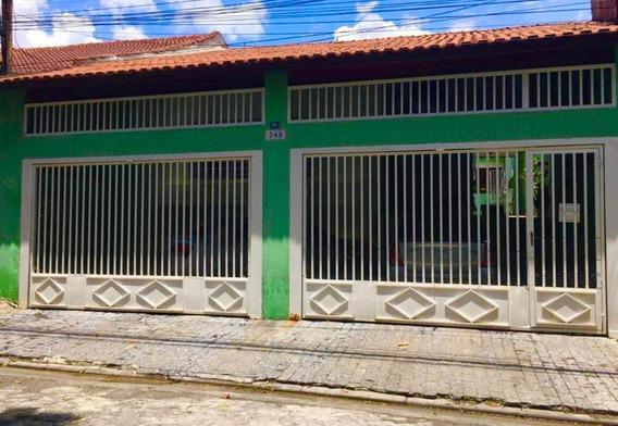 Casa Com 3 Dormitórios À Venda, 200 M² - Jardim Pinhal - Guarulhos/sp - Ca1873