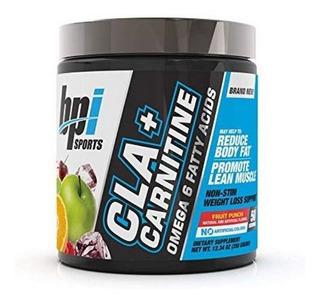 Cla + Carnitine Omega 6 350g - Bpi Sports